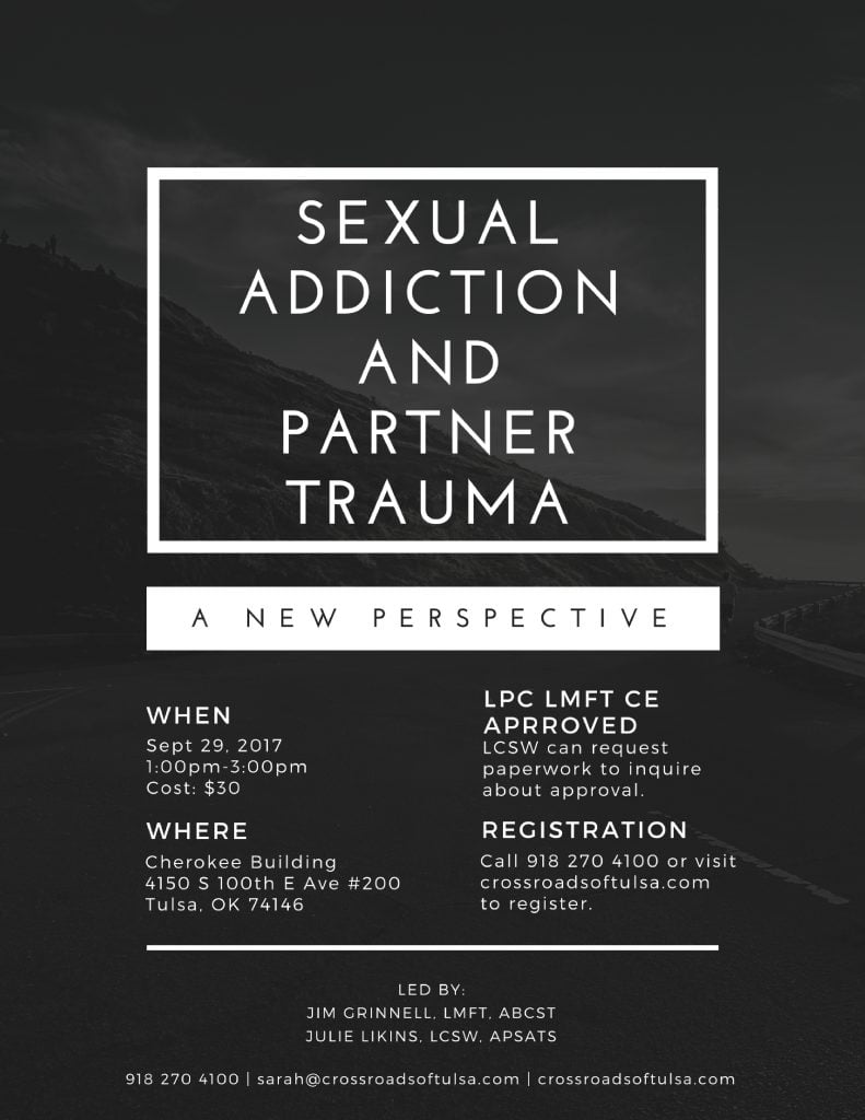Sex addiction attachment disorder